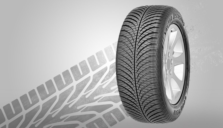 GOODYEAR VECTOR 4SEASONS G2 195/60 R15 88 V